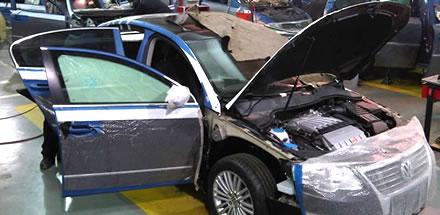 Blindaje antibalas para vehículos de uso diario | Alive Blindajes