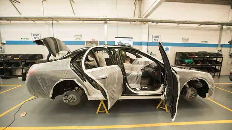 Blindajes Alive | Blindado de Autos de alta gama
