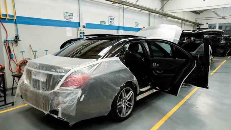 Blindajes Alive | Blindado de Autos de lujo