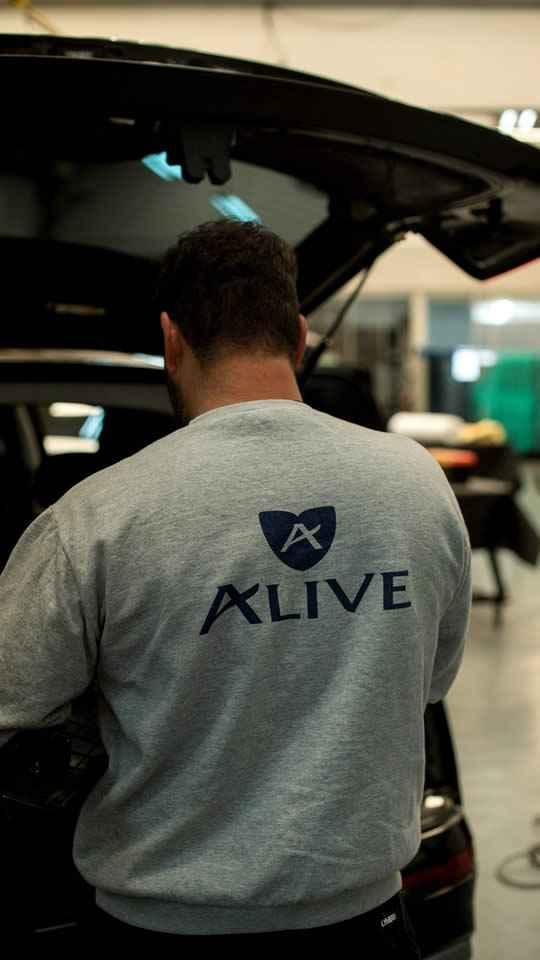 Blindajes Alive | Blindado de Autos | Operarios altamente capacitados