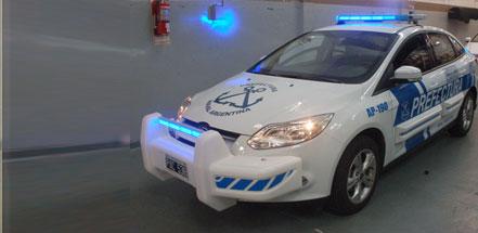 Blindajes antibalas para fuerzas de seguridad | Alive Blindajes