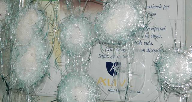 Cristales blindados importados | Alive Blindajes